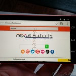 Red Nexus 5 Hands on Experience Photos and Review