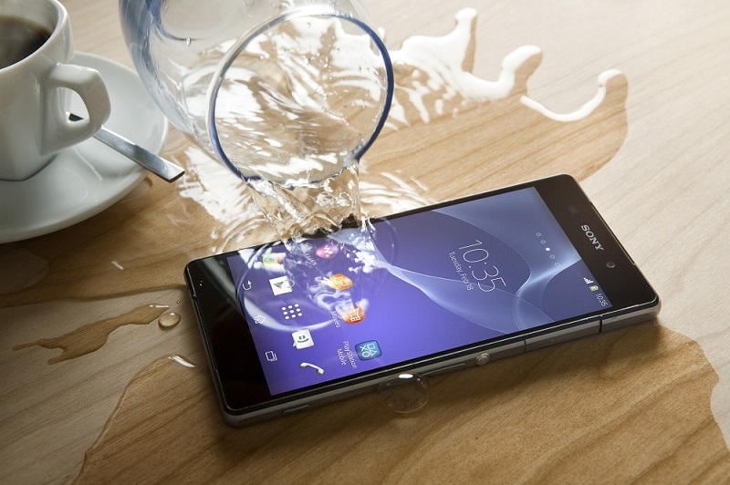 IP 55/58 Water Proof Xperia Z2