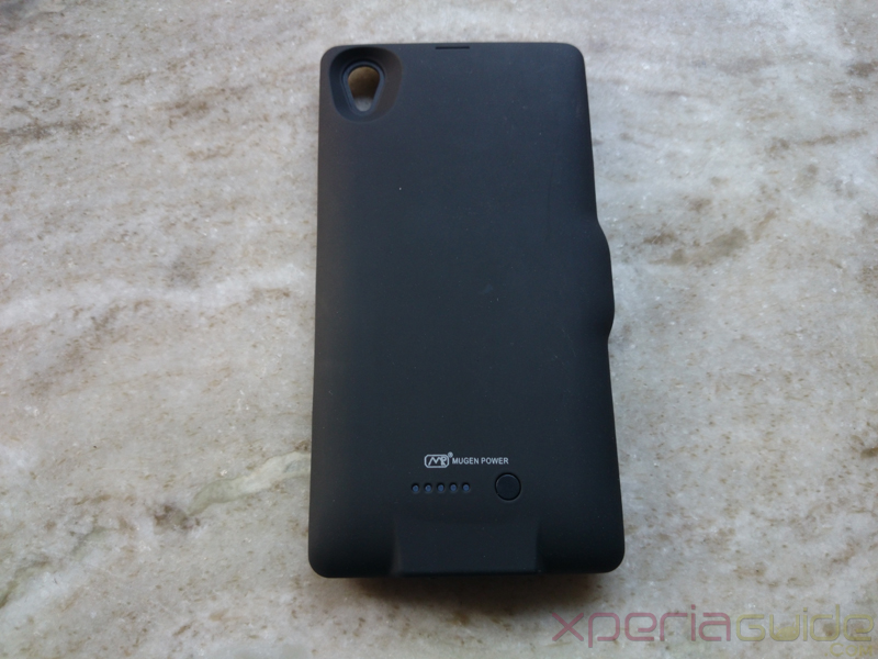 Mugen Power Battery Case Xperia Z1