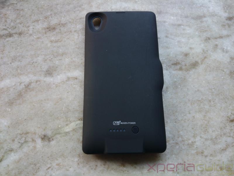 Mugen Power Battery Case Xperia Z1