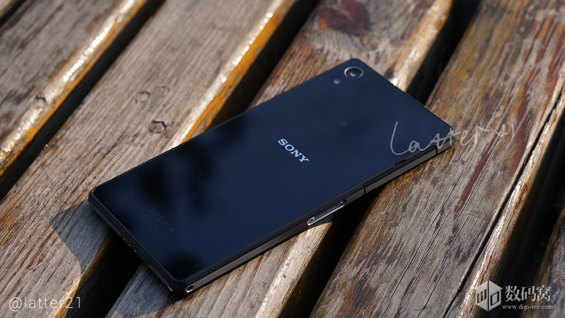 Xperia Z2 Back glass panel