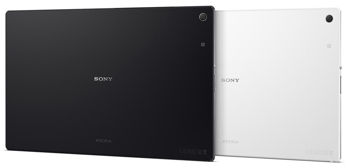 Xperia Z2 Tablet White Color