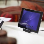 Xperia Z2 Tablet magnetic charging dock DK39 Priced at £39.99 in UK, €45 in Spain and Netherlands, €29 in Italy