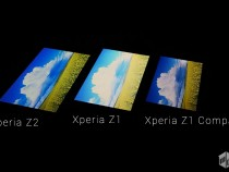 Xperia Z2 vs Xperia Z1 vs Z1 Compact