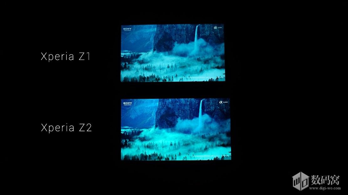 Sony Z1 vs Xperia Z2
