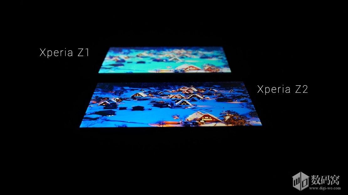 Xperia Z1 vs Xperia Z2