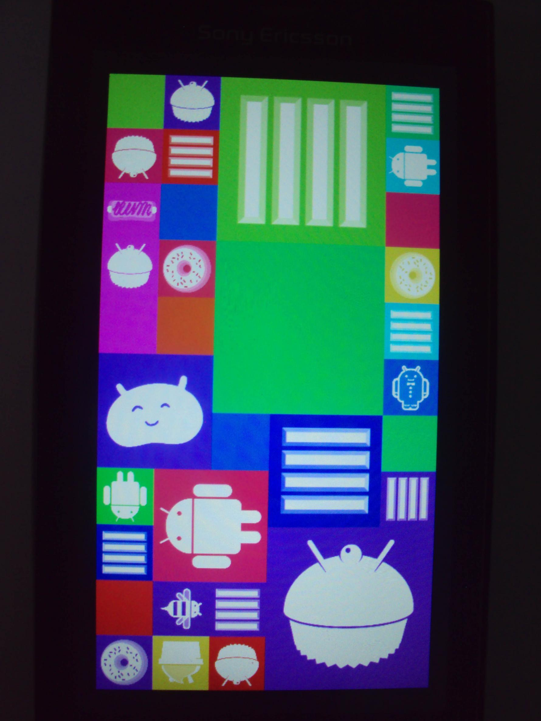 Xperia X10 KitKat About Phone
