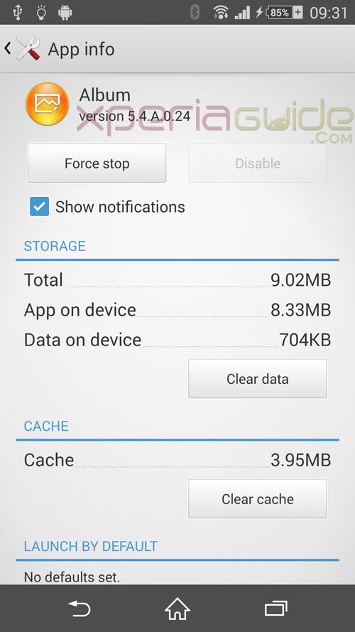 Album 5.4.A.0.24 App