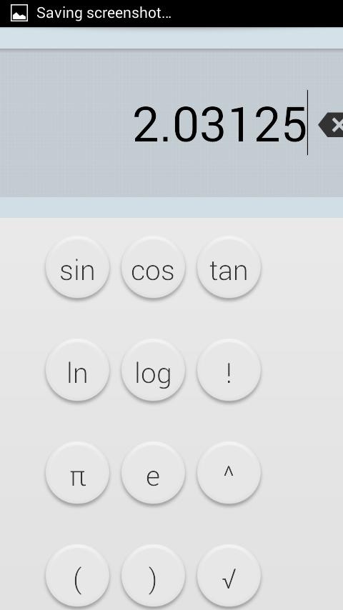Calculator 4.4.2-2 app