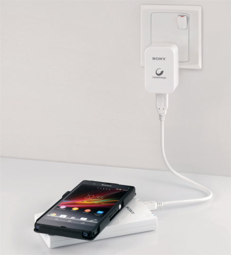Sony CP-W5 portable wireless charger