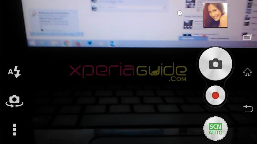 Xperia M  15.4.A.0.23 Camera