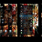 Install Xperia One Piece custom theme on Android 4.3 devices