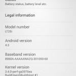 Xperia V LT25i 9.2.A.1.199 firmware update rolling