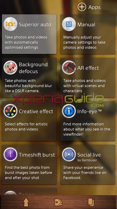 Xperia Z1 14.3.A.0.681 Camera App