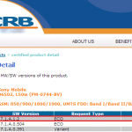 Xperia Z2, Z2 Tablet KitKat 17.1.A.1.2 firmware certified on PTCRB