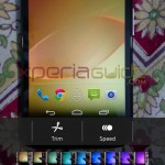 Install Xperia Z2 What's New, Movie Creator, Sony Podcast, Simple Home apps on Xperia devices