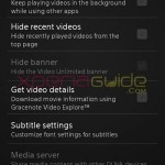Install Xperia Z2 Movies 6.1.A.0.4, Walkman 8.1.A.0.4 app on Rooted Devices