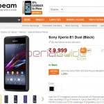 Xperia E1 Dual available in India at Rs 9999 from Infibeam – 5% Discount on Official price Rs 10490