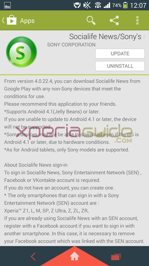Socialife News 4.0.22.4 app