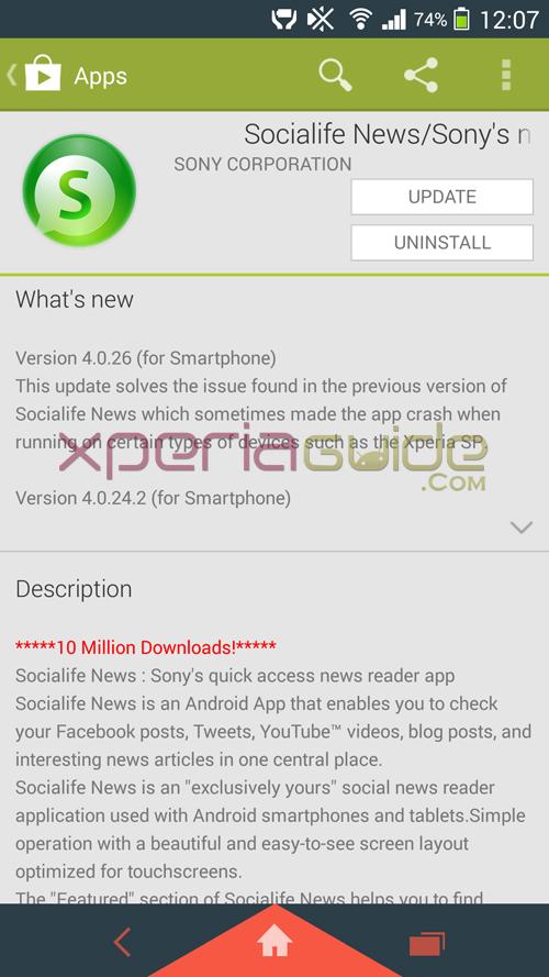 Socialife News app 4.0.26