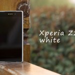 White Xperia Z2 hands on photos – Elegant White look from Sony