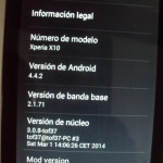 Xperia X10 AOSP Kitkat 4.4.2 Evervolv Es209ra ROM available now