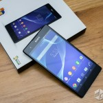 Xperia T2 Ultra Dual hands on photos