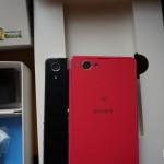 Xperia Z2 vs Xperia Z1 Compact size comparison – Exclusive photos