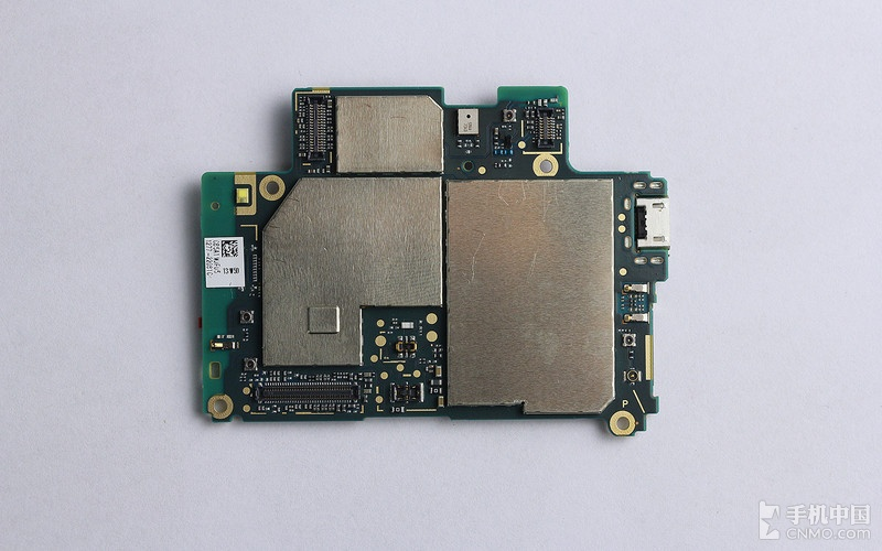 Xperia Z2 motherboard rear view3