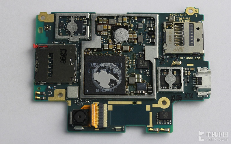 Xperia Z2 motherboard