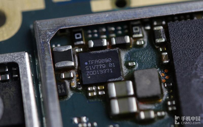 Xperia Z2 Speaker IC TFA9890 chip6