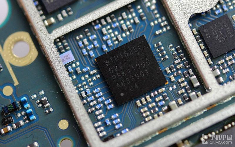 Xperia Z2 RF transceiver chip WTR1625L