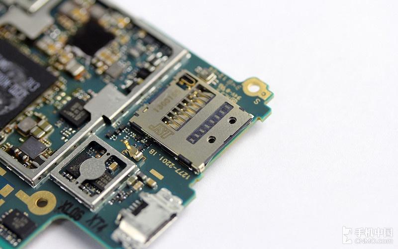 Xperia Z2 USB port