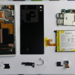 Xperia Z2 disassembly guide – Dismantling teardown pics