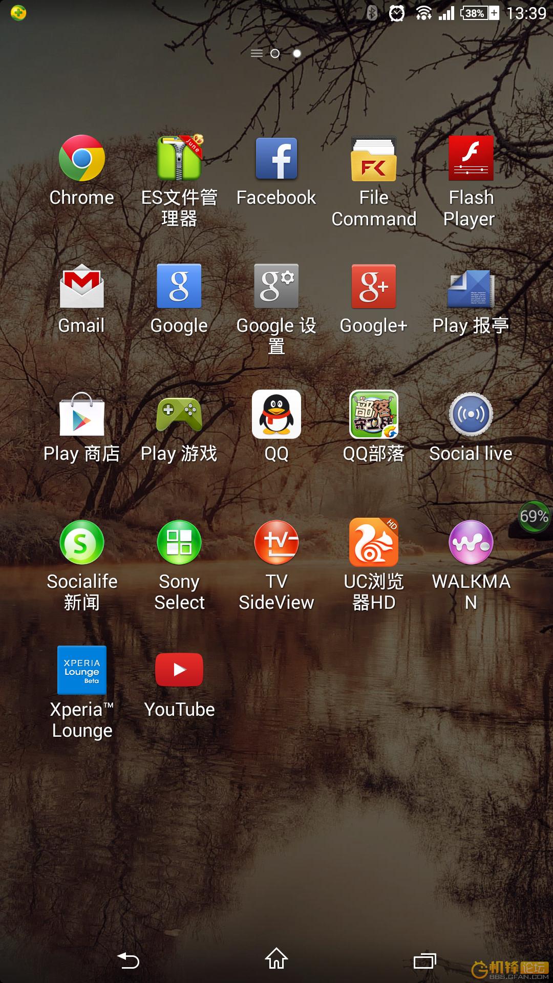 Xperia Z Ultra 14.3.A.0.681 Home App KitKat