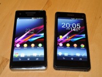 Xperia Z1 Compact Vs Xperia V Display