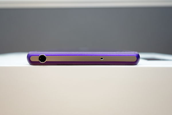 Xperia Z2 3.55 mm Headphone waterproof jack.