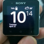 Sony SmartWatch 2 1.0.B.4.152/1.0.A.4.11 firmware update rolls out