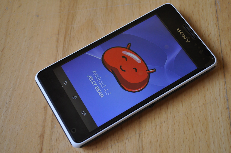 Xperia E1 20.0.A.1.21 firmware update
