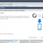 Xperia V 9.2.A.1.210 firmware update rolling out