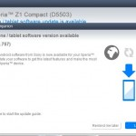 Xperia Z1 Compact 14.3.A.0.757 firmware update rolling – KitKat Bug Fixing