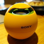 Sony NFC Bluetooth Speaker SRS BTV5 FIFA limited edition launched – Hands on Pics