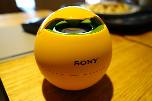 Sony NFC Bluetooth Speaker SRS BTV5 FIFA Limited Edition