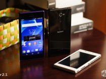 Xperia M2 hands on