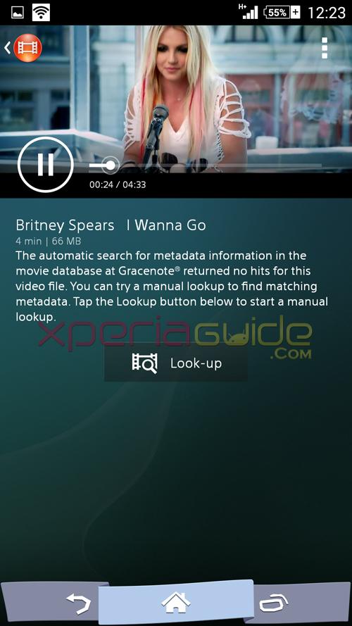 Movies 6.2.A.0.10 app