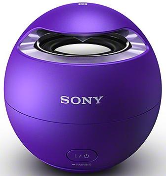Sony SRS-X1 Violet Speaker