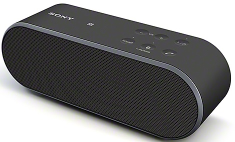 Sony SRS-X2 black speaker