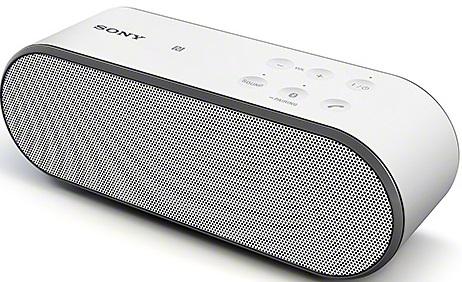 Sony SRS-X2 white speaker