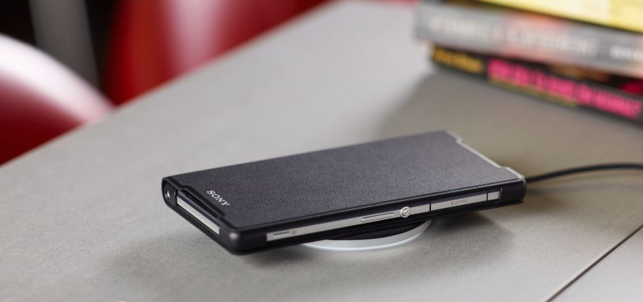 Sony Wireless Charging Cover WCR12