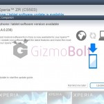Xperia ZR 10.5.A.0.230 firmware KitKat Android 4.4.2 update rolling
